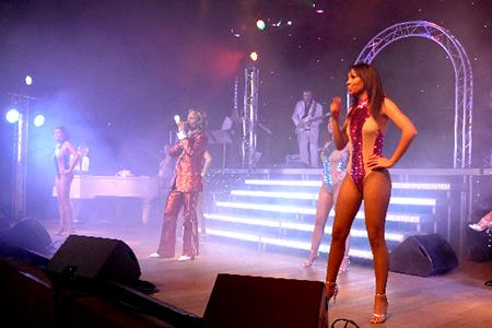 Bastien REMY Officiel Sosie de Claude francois et ses musiciens pour un grand spectacle live